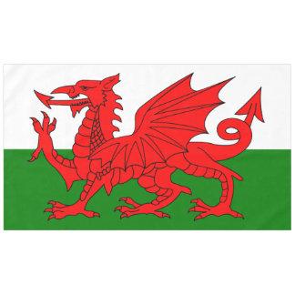 Drapeau du Pays de Galles Nappe