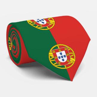 Drapeau du Portugal Cravate