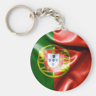 Drapeau du Portugal Porte-clés