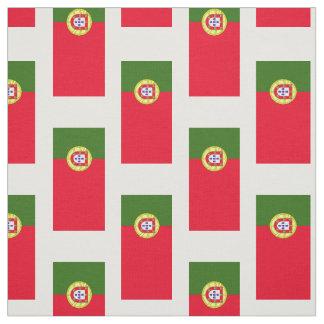 Drapeau du Portugal Tissu