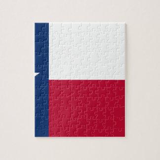 Drapeau du Texas - fierté texane Puzzle