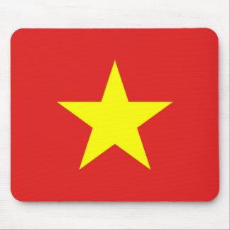 Drapeau du Vietnam - Mousepad Tapis De Souris