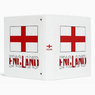 England Flag & Name
