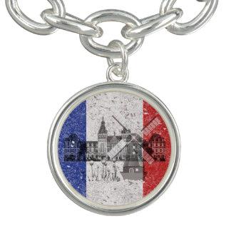 Drapeau et symboles de Pays-Bas ID151 Bracelets Avec Breloques