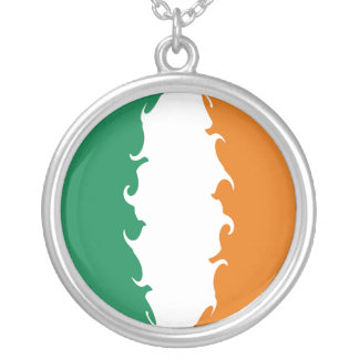 Drapeau Gnarly de l Irlande Pendentifs Personnalisés
