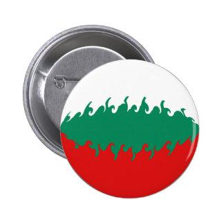 Drapeau Gnarly de la Bulgarie Badge
