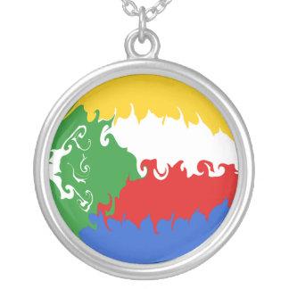 Drapeau Gnarly des Comores Bijouterie Personnalisée