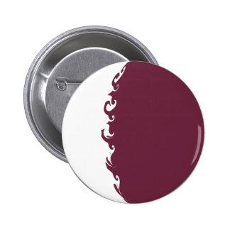 Drapeau Gnarly du Qatar Pin's