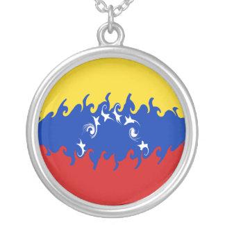Drapeau Gnarly du Venezuela Pendentif