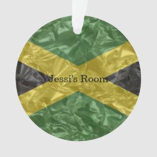 Drapeau jamaïcain - froissé
