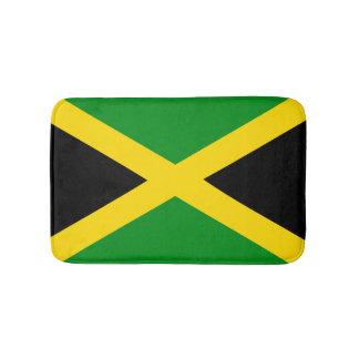 Drapeau jamaïcain tapis de bain