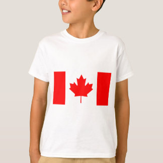 Drapeau national du Canada - le Drapeau du Canada T-shirt