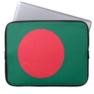 Drapeau national du monde du Bangladesh Protection Pour Ordinateur Portable