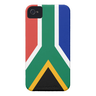 Drapeau national sud-africain coque iPhone 4 Case-Mate
