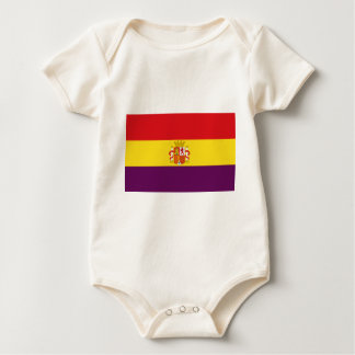 Drapeau républicain espagnol - Bandera República Body