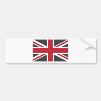 Drapeau anglais autocollants stickers - Drapeau rouge avec drapeau anglais ...