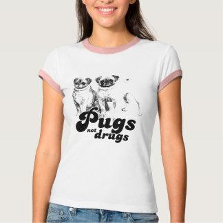DROGUES DE CARLINS PAS T-SHIRT