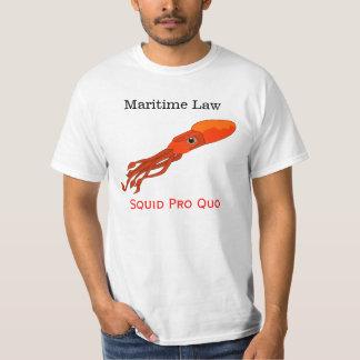 Droit maritime t-shirt
