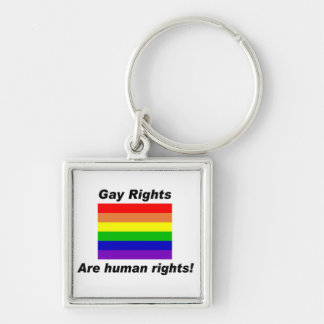 Droits des homosexuels porte-clés