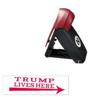 Du Président Donald Trump des vies timbre drôle