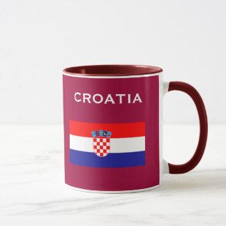 Dubrovnik, manteau de Croatia* de tasse de bras
