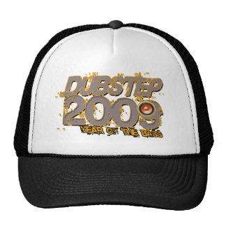 Dubstep 2009 casquettes
