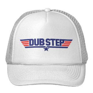 Dubstep (ailes et étoile) casquette de camionneur