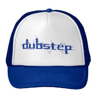 Dubstep (bleu) casquettes