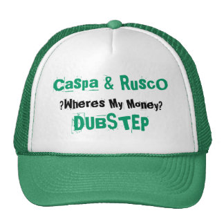 DUBSTEP CASQUETTES