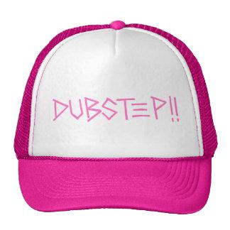 Dubstep ! ! (Rose) Casquette