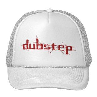 Dubstep (rouge) casquettes