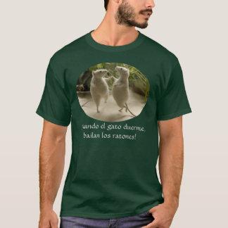 Duerme de gato d'EL de Cuando, T-shirt bailan de
