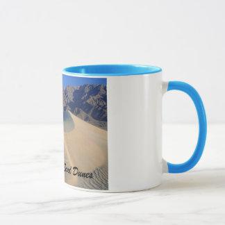Dunes de sable de Death Valley Mug