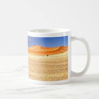Dunes de sable de la Namibie Mug