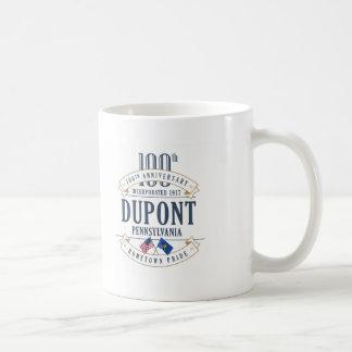 Dupont, tasse d'anniversaire de la Pennsylvanie