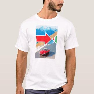 E-Type italien T-shirt de Jaguar du travail de