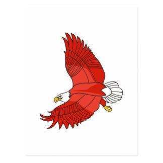 Eagle Carte Postale