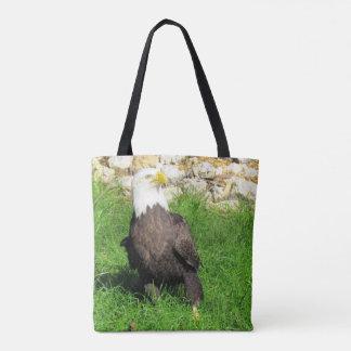 Eagle chauve - sac fourre-tout