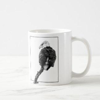 Eagle chauve sévère mug