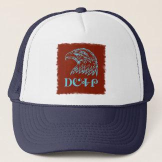 Eagle cherokee - casquette de camionneur d'Awohali