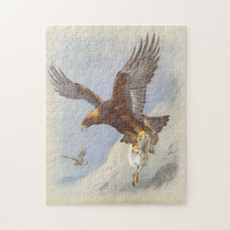 Eagle d'or puzzle