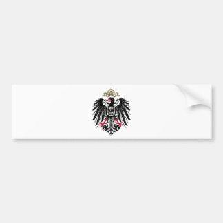 Eagle prussien autocollant de voiture