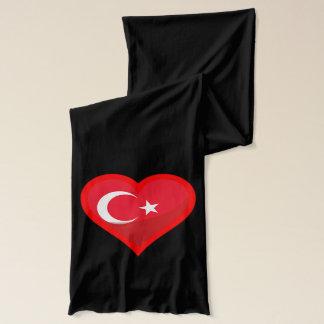 Écharpe Amour de la Turquie