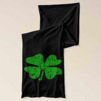 Écharpe de Jour de la Saint Patrick avec les