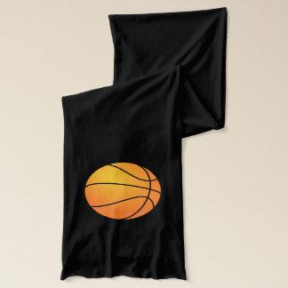 Écharpe Le basket-ball folâtre le destin Digital de partie
