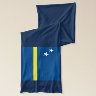 Écharpe Le Curaçao marquent l'écharpe