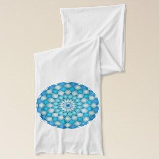 Écharpe Mandala d'écharpe