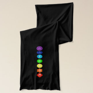 Écharpe pure de symbole de Chakra