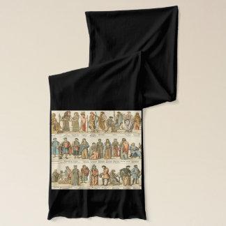 Écharpe Robe civile historique
