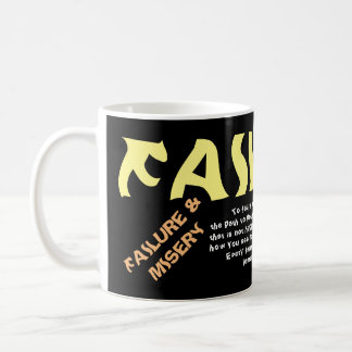 Échec Mug